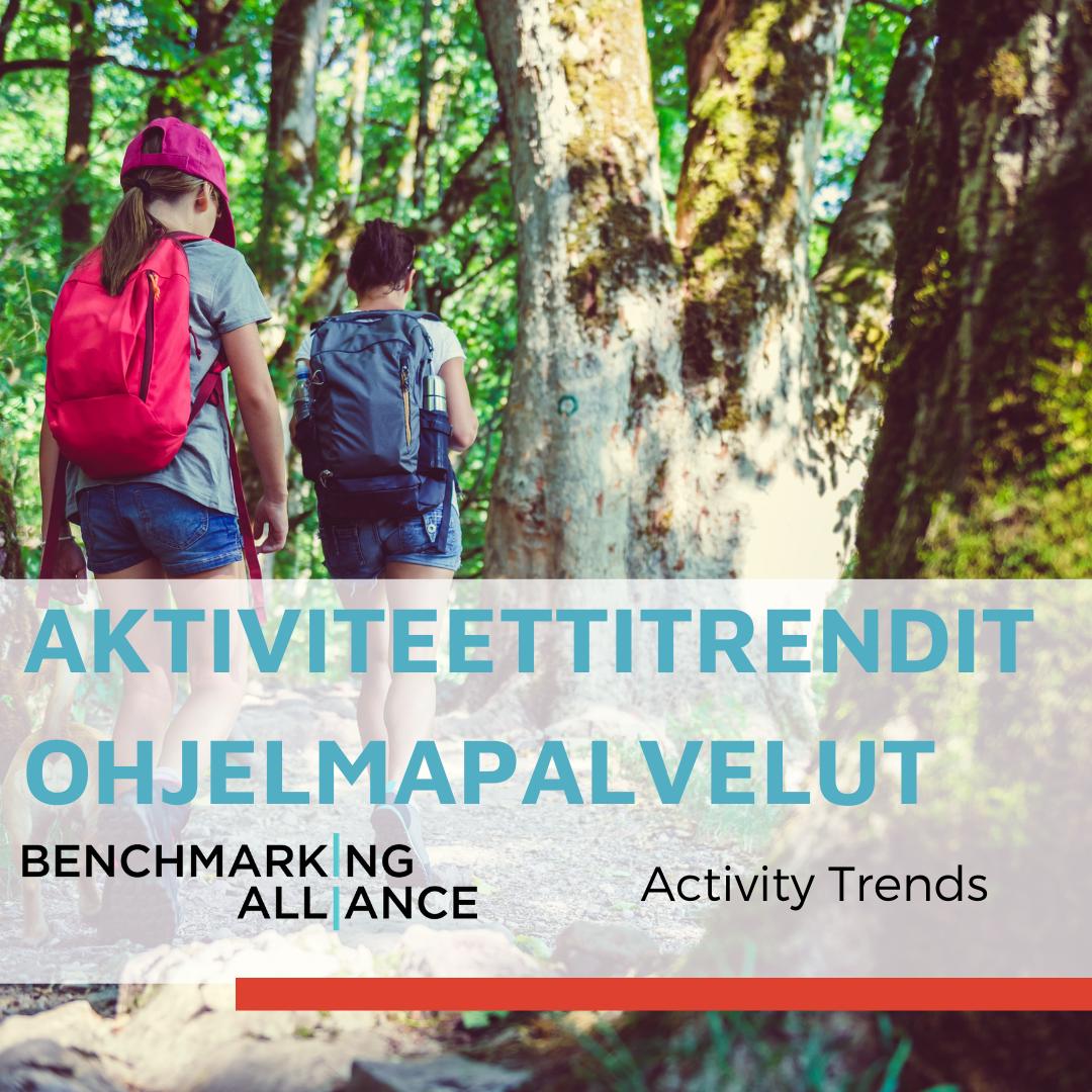 ohjelmapalvelutilastot Suomessa benchmarking alliance finland